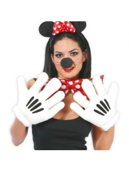 Gants mains de mickey