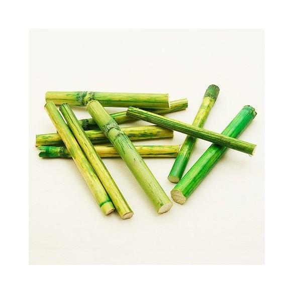 Déco 12 petits bambous 8cm