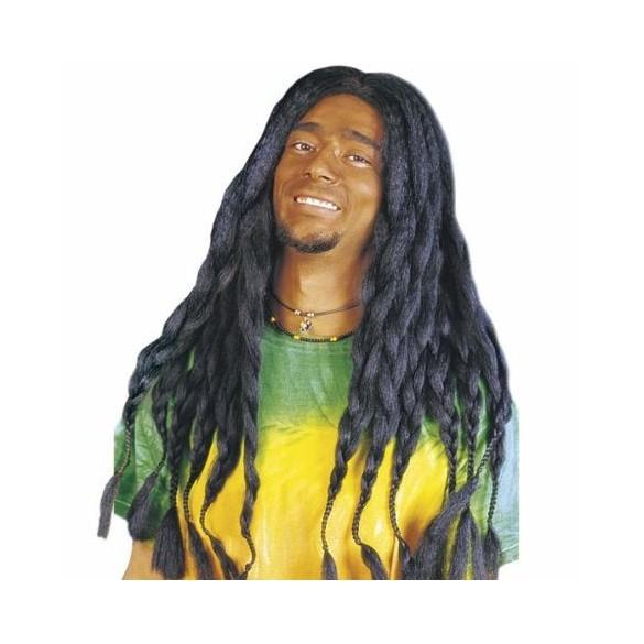 Perruque reggae longue