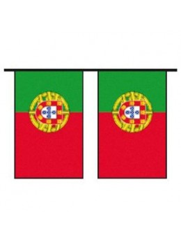 Guirlande Portugal 10m