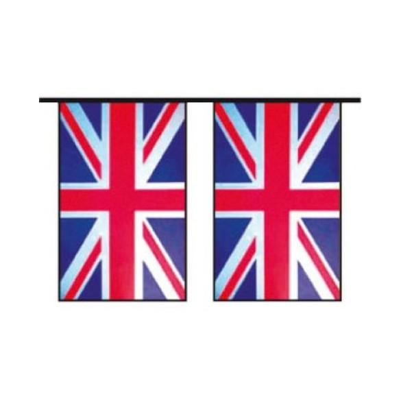 Guirlande Royaume Uni 10m