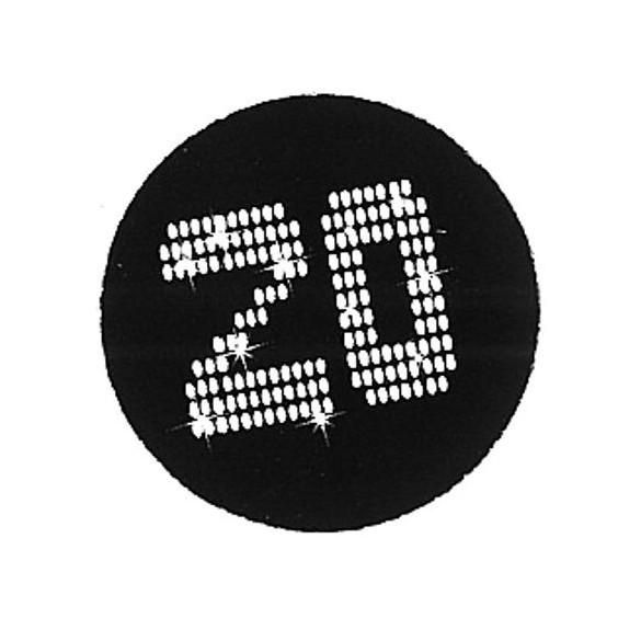 Confetti de table VIP 20ans