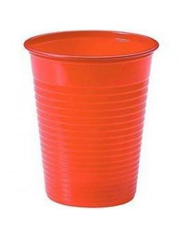 50 gobelets orange