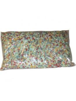 Confetti 1kg multicolores