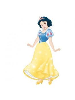 Déco Princesse Blanche Neige 100cm