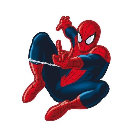 2 Mini cutout Spiderman