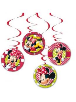 4 Suspensions Minnie