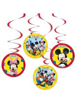 4 Suspensions Club Mickey