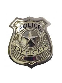 Plaque Spécial Police