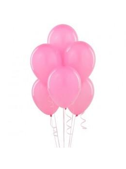 50 ballons rose