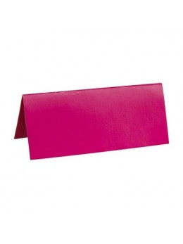 10 Marque place rectangle fuchsia