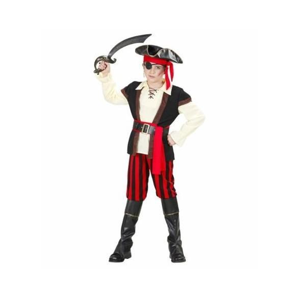 Déguisement capitaine pirate enfant