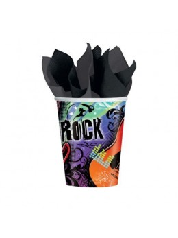 18 Gobelets Rock
