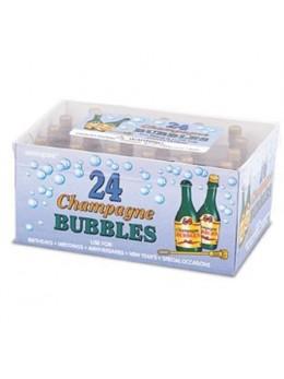 24 bulles de savon bouteille