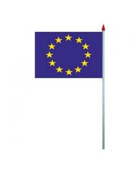 10 Drapeaux papier Europe