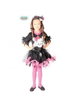Déguisement Kitty rose et noir