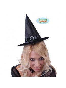 Chapeau sorcière manga noire