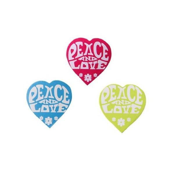 50 mini confetti hippie