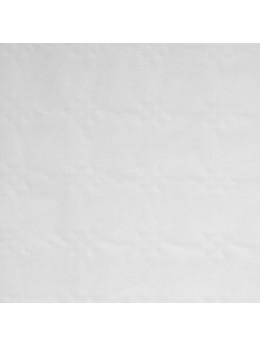 Nappe damassée 50m blanc