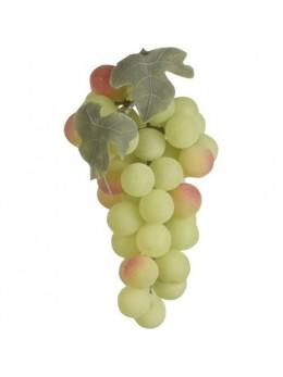 Grappe de raisins factice 17cm
