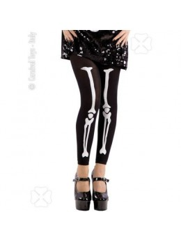 Leggings squelette