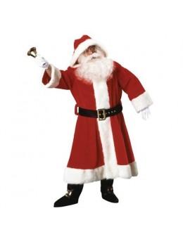 Déguisement luxe Père Noël Français