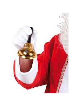 Cloche du Père Noël PM