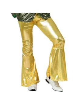 Pantalon disco or