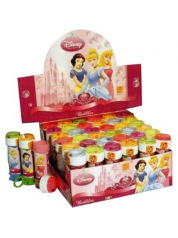 Tube Bulle de savon Princesses
