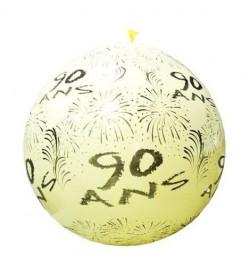 Ballon géant 90 ans