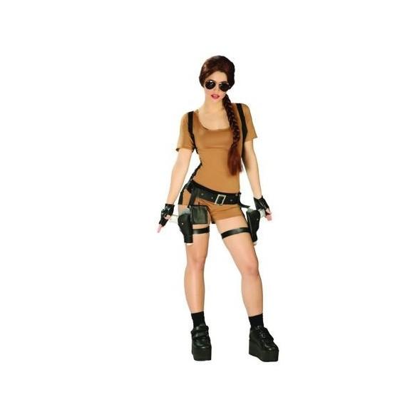 Déguisement Lara avec accessoires