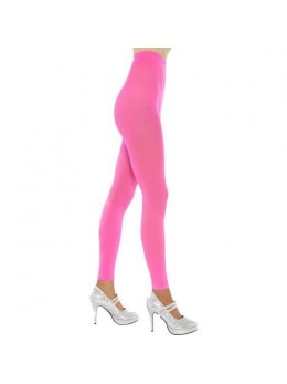 Leggins rose fluo