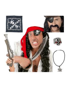 Pack d'accessoires Pirate
