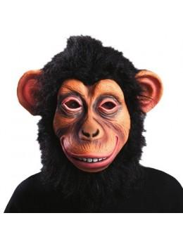Masque de Chimpanzé latex et poils