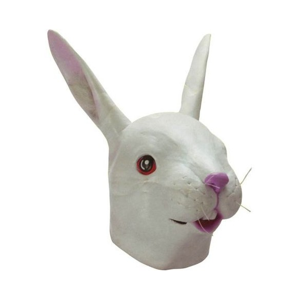Masque de Lapin latex