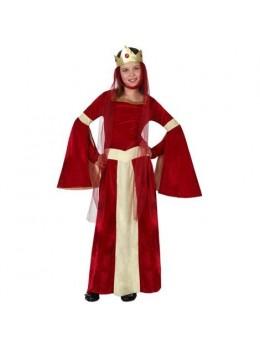 Déguisement Dame Médiévale enfant