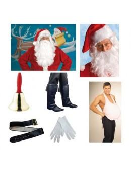 Pack 7 accessoires du Père Noël