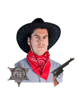Pack accessoires Cowboy