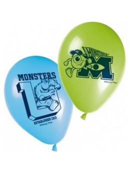 8 Ballons Monsters University