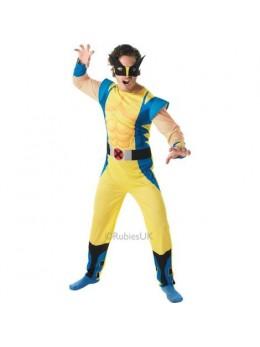 Déguisement Wolverine