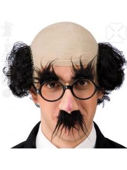 Lunettes + nez + moustaches