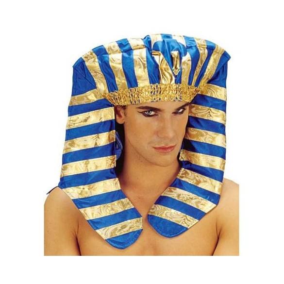 Coiffe Pharaon
