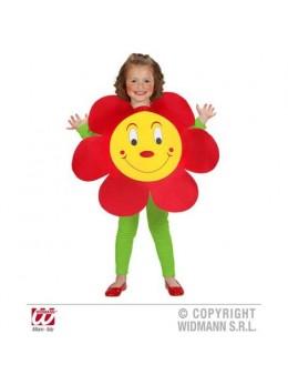 Déguisement plastron fleur