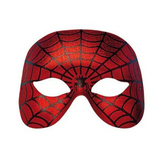Masque loup Spiderman