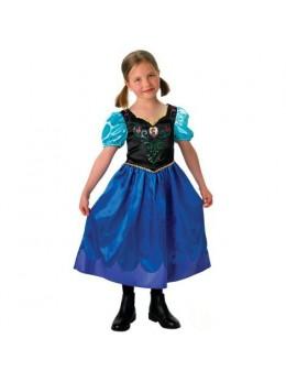 Déguisement Anna princesse des neiges