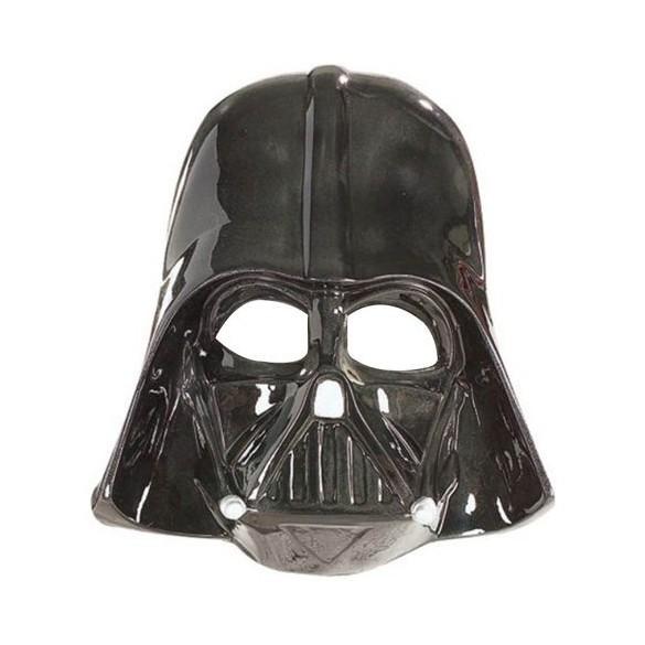 Masque Dark vador plastique enfant