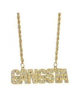 Collier Gangsta or