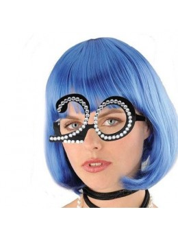 Lunettes strass 20 ans