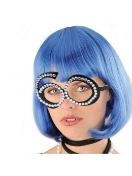 Lunettes strass 60 ans