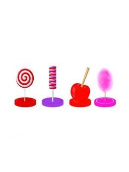 4 Marque place sucreries